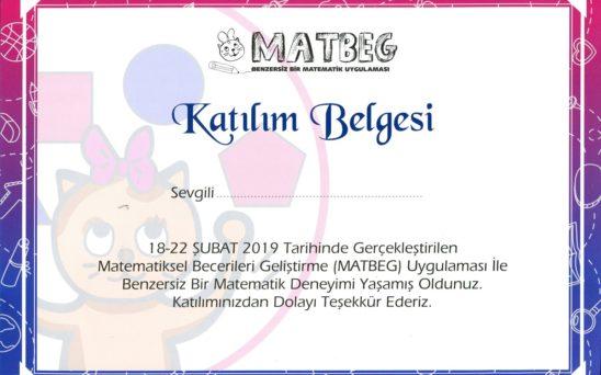 MATBEG-K